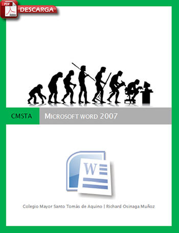 portada libro de word 2007